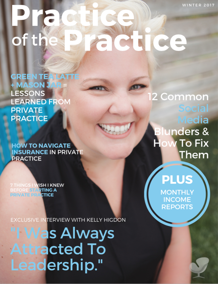 Practice of the Practice Magazine